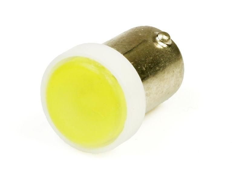 Interlook LED auto žárovka 12V LED BA9S 1COB T4W 1W